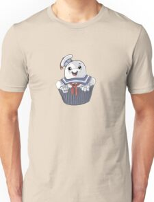 Stay Puft Cupcake Unisex T-Shirt