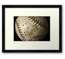 Play Ball II Framed Print