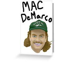 Mac DeMarco - Good Molestor Greeting Card