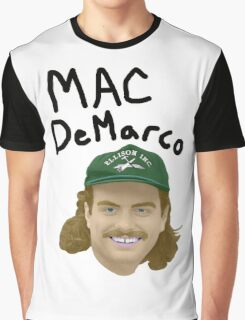 Mac DeMarco - Good Molestor Graphic T-Shirt