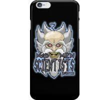 Mad scientist  iPhone Case/Skin