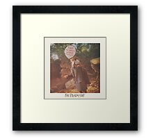 I Will Be Nothing Without Your Love - The Ready Set Framed Print