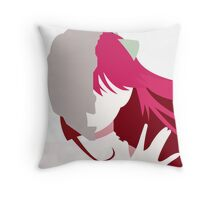 Elfen Lied - Lucy Throw Pillow