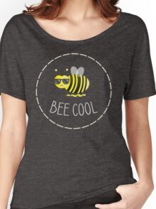 Bee Cool - Punny Farm - Light Women's Relaxed Fit T-Shirt