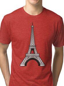 Eiffel Tri-blend T-Shirt