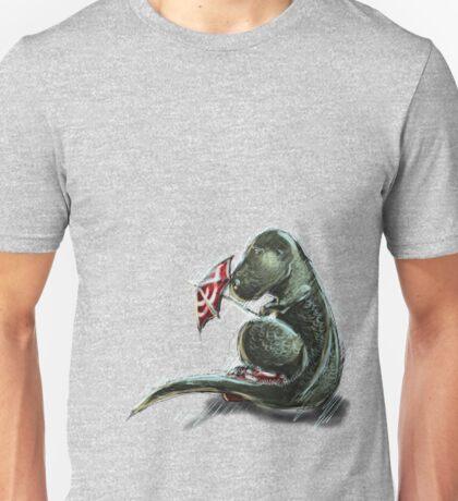 Big Head, Tiny Arms Unisex T-Shirt
