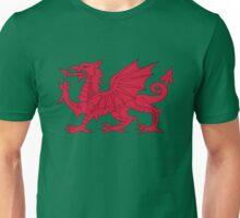 Wales Unisex T-Shirt