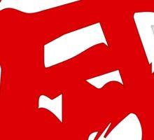 Evil Ryu Kanji Sticker