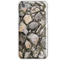 Rustic vintage French Cobblestone iPhone Case/Skin
