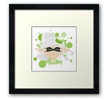 Marie Solo Minimalist Framed Print