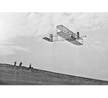Wright Brothers Flight Photographic Print