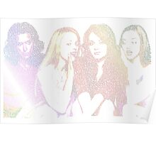 Mean Girls (Rainbow) Poster