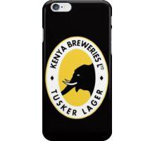 Tusker Beer Kenya iPhone Case/Skin