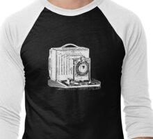 Analog Vintage Camera Men's Baseball ¾ T-Shirt