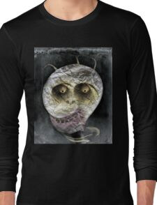 A Ghostly Existence Long Sleeve T-Shirt
