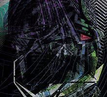 Darth Decepticon  by Christopher Boscia