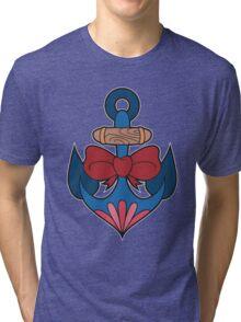 Traditional Anchor Tri-blend T-Shirt