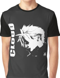 Cloud Strife - Final Fantasy VII Graphic T-Shirt