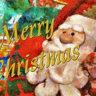 Merry Christmas - Santa by PhotosByHealy
