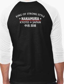 SHINSUKE NAKAMURA Men's Baseball ¾ T-Shirt
