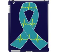 Tachycardia Ribbon iPad Case/Skin