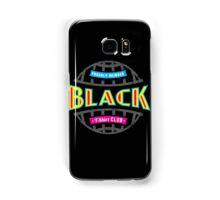 BLK TSHIRT CLUB Samsung Galaxy Case/Skin
