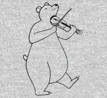 FiddlerBear Kids Tee
