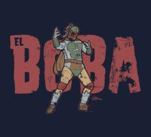 El Boba Kids Tee