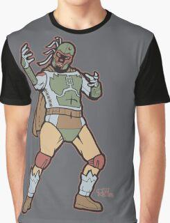 El Boba Graphic T-Shirt