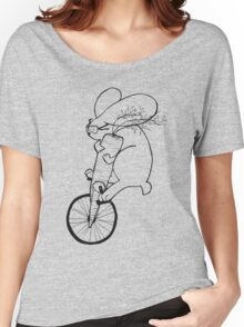 Jay the Bunny Women's Relaxed Fit T-Shirt