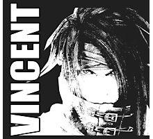 Vincent - Final Fantasy VII Photographic Print
