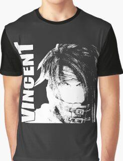 Vincent - Final Fantasy VII Graphic T-Shirt