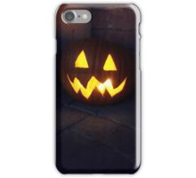 Jack O the Lantern! iPhone Case/Skin