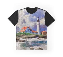 Gathering Storm Graphic T-Shirt