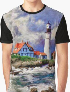 Gathering Storm Graphic T-Shirt