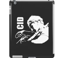 Cid - Final Fantasy VII iPad Case/Skin