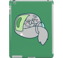 Pickle Jar Cat iPad Case/Skin