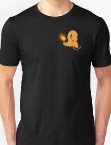 Charmander char! Pocket Monster T-Shirt