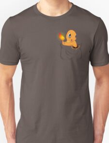 Charmander char! Pocket Monster T-Shirt