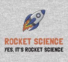 Rocket Science One Piece - Long Sleeve