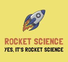 Rocket Science One Piece - Short Sleeve