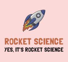 Rocket Science Kids Tee
