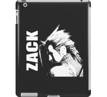 Zack - Final Fantasy VII iPad Case/Skin