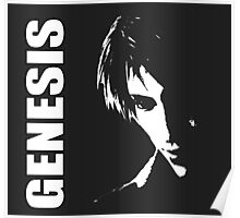 Genesis - Final Fantasy VII Poster