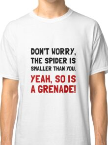 Spider Grenade Classic T-Shirt