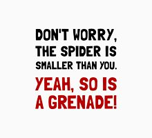 Spider Grenade Unisex T-Shirt