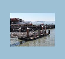 Dock at Fisherman's Warf Unisex T-Shirt