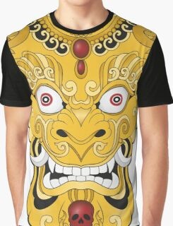 Gold Graphic T-Shirt