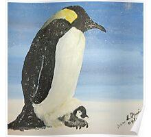 Penguin Plus One Poster