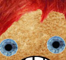 Ginger Bread Man Sticker